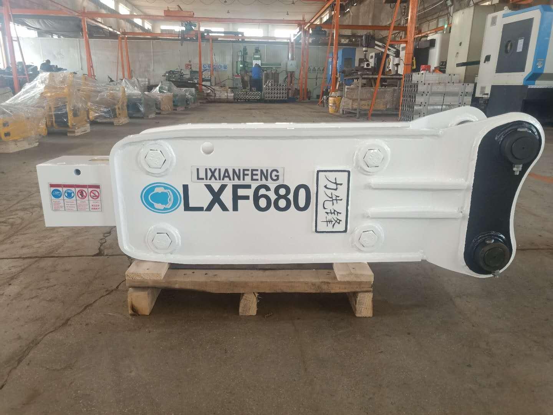 LXF680直角型破碎锤